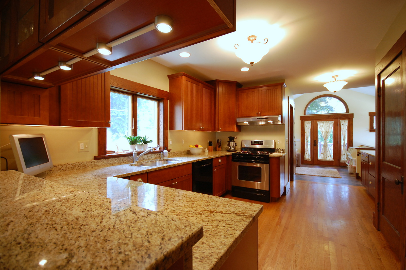 DESIGN GRANITE KITCHEN COUNTERTOPS « Kitchen Design Ideas