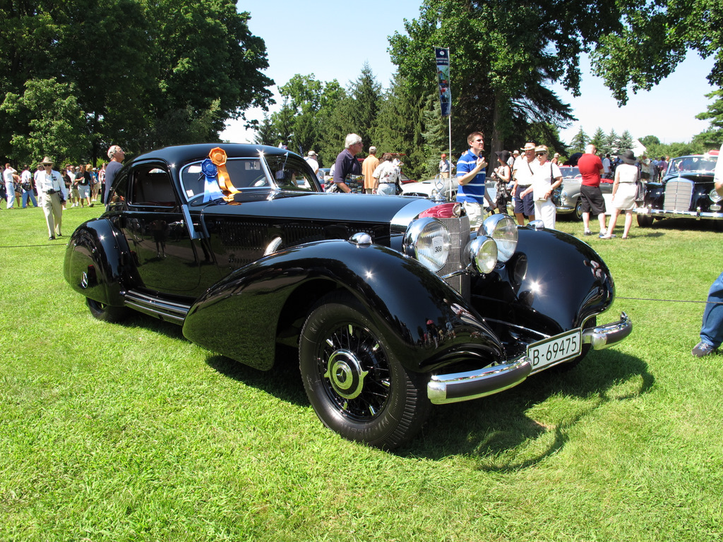 2011 Concours D Elegance Of America Formerly Known As The