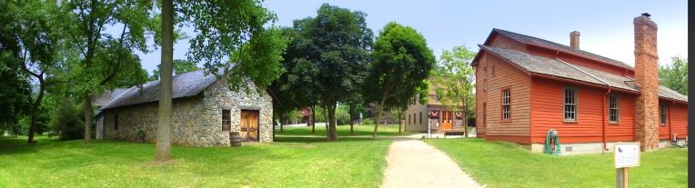 mill race village