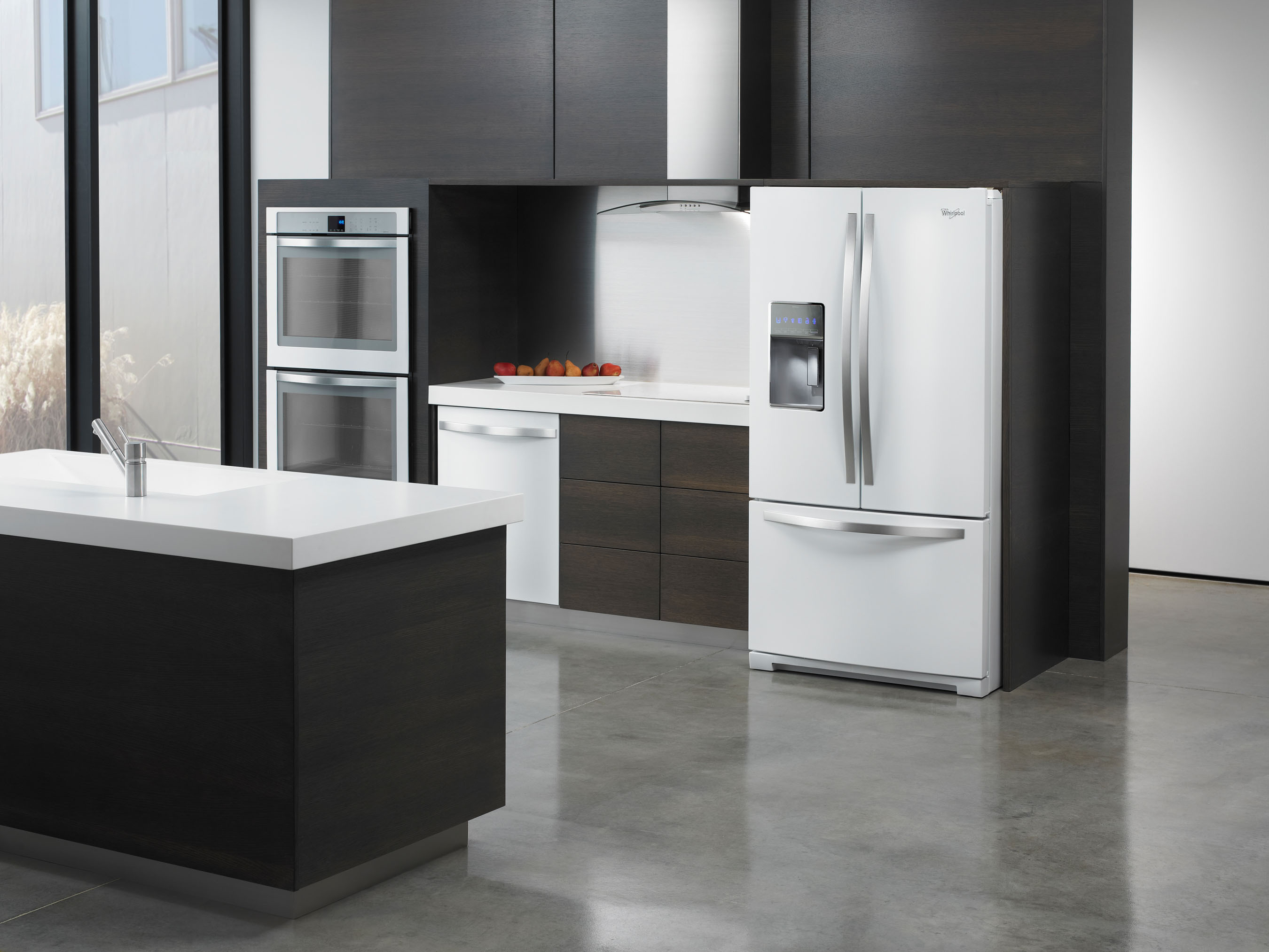 Uncategorized White Ice Kitchen Appliances whirlpool introduces a new finish for premium kitchens bake real white ice