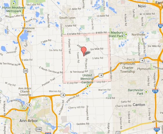salem township map