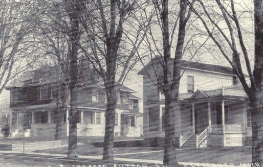 908 Penniman in the Early 1900s