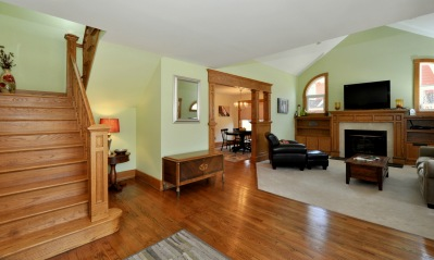 Hardwood Floors and Millwork