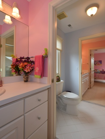 Jack and Jill Full Bathroom