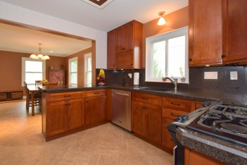 Cherry Cabinetry