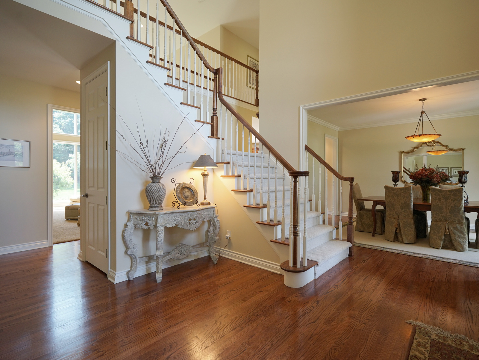 Two Story Foyer : Just sold cranbrook drive bedroom bath