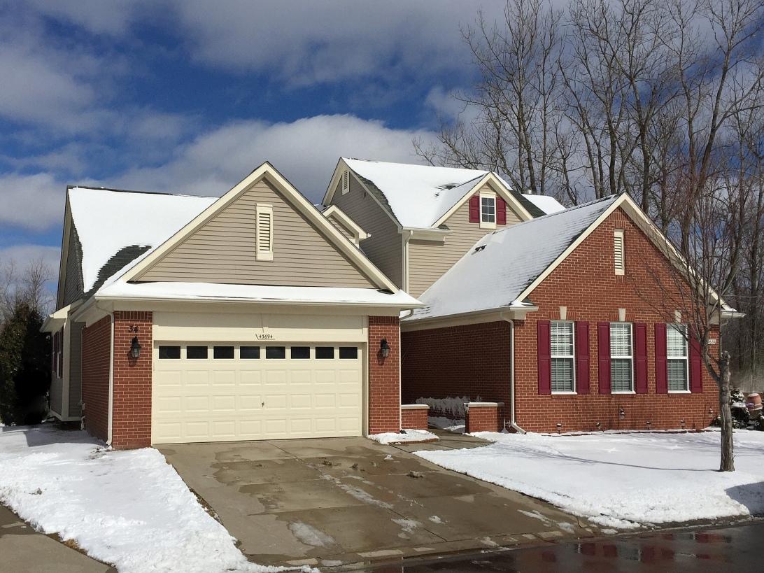 Canton Hamptons Ranch Condo Sold by BAKE Real Estate