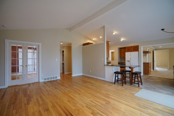 Open Concept Floorplan