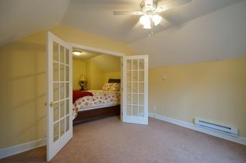 Bedroom 4 French Doors