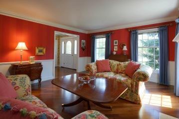 Living Room to Foyer