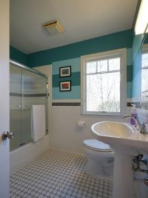 First Floor Full Bath