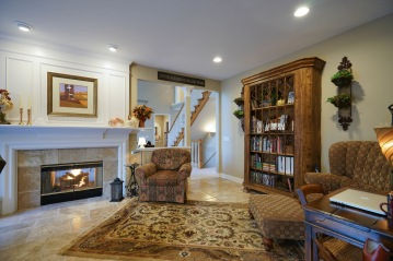 Hearth Room Space