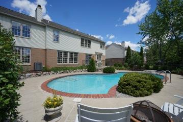 Resort-Like Pool Area