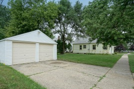 2 Car Garage and Wide Driveway