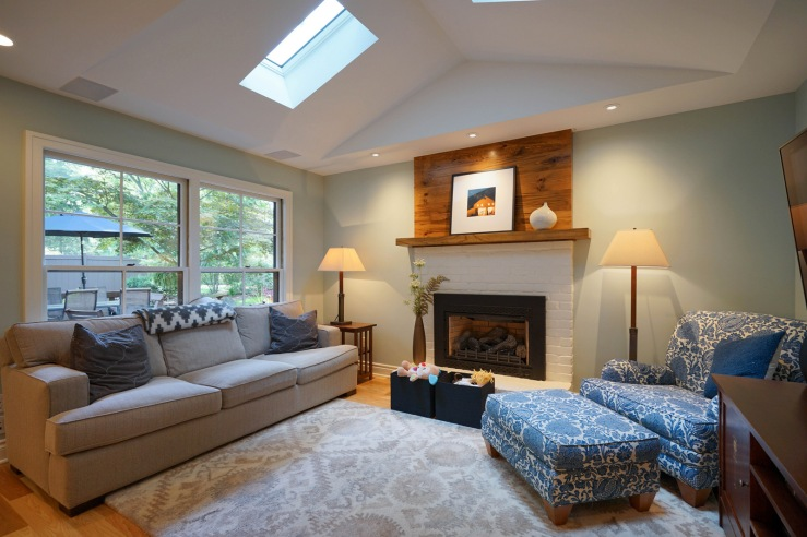 Skylights and Built-in Speakers