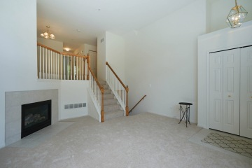 Family Room to Upper Dining Room